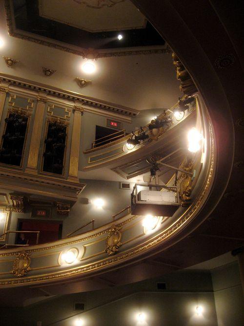 Theatre in St Petersburg